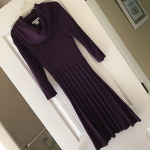 Liz Claiborne small sweater dress